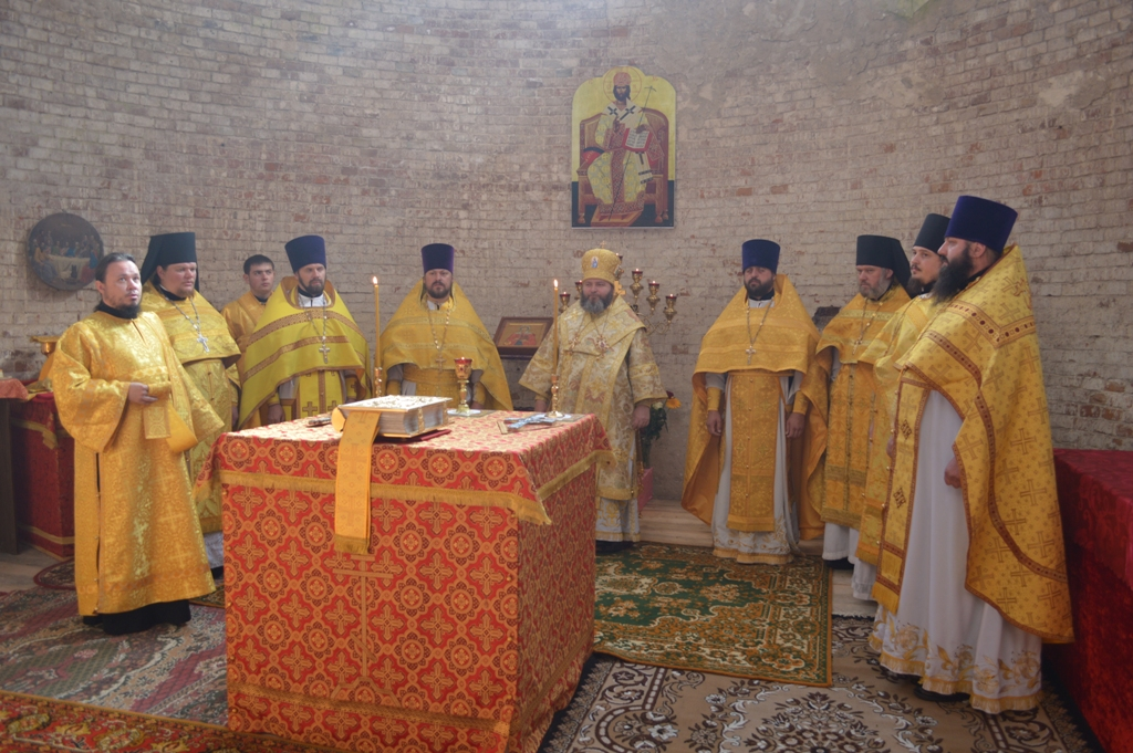 Железногорская епархия официальный сайт фото сбольшое жирово